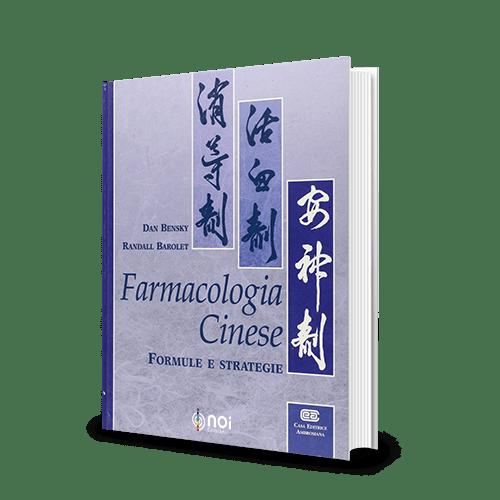 Immagine di Farmacologia cinese . Formule e strategie