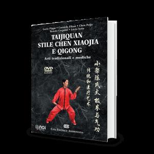 Immagine di Taijiquan stile chen xiaoja e qigong. Arti tradizionali e mediche