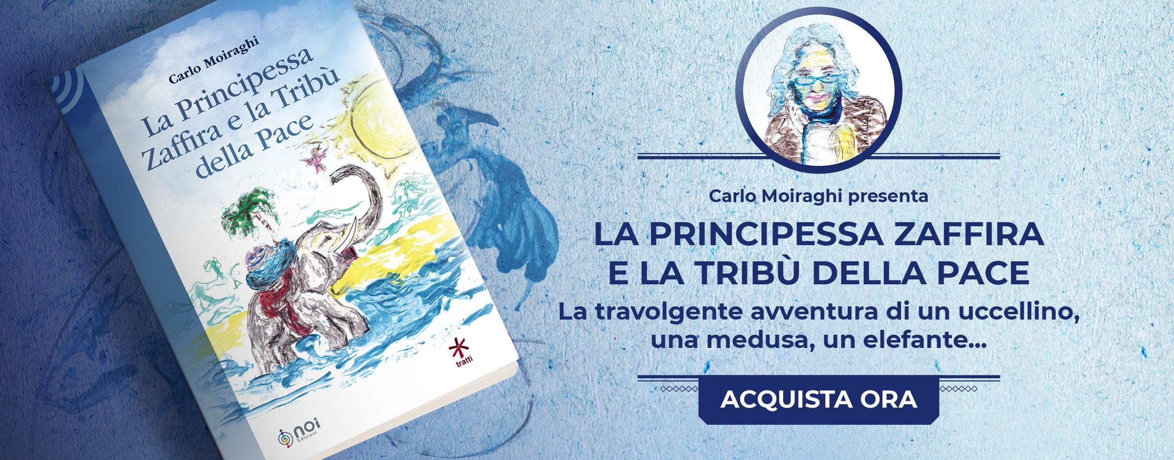 """immagine promozionale del libro """"La Principessa Zaffira e la Tribù della Pace"""""""