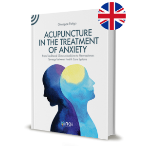 picture of the book Acupuncture in the Treatment of Anxiety